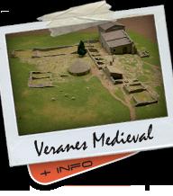 MAQUETAS CLEMENTE · Veranes Medieval · Maquetas