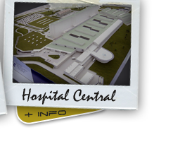 MAQUETAS CLEMENTE · Hospital Central de Oviedo · Maquetas
