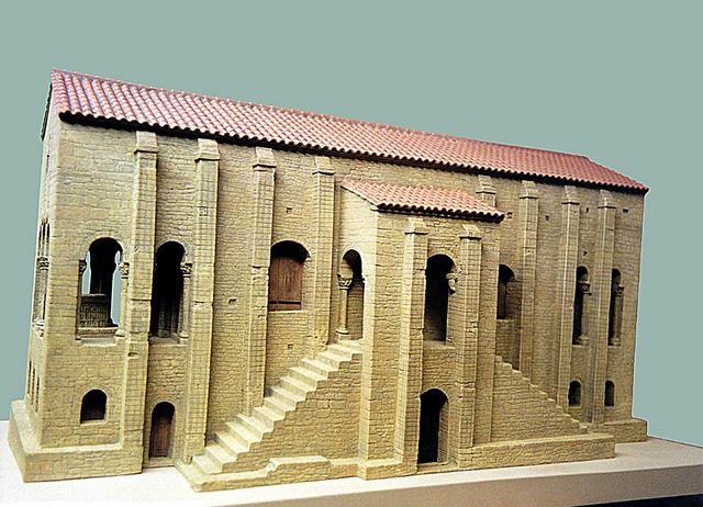 MAQUETAS CLEMENTE · Santa Maria del Naranco 1-50 · Maquetas
