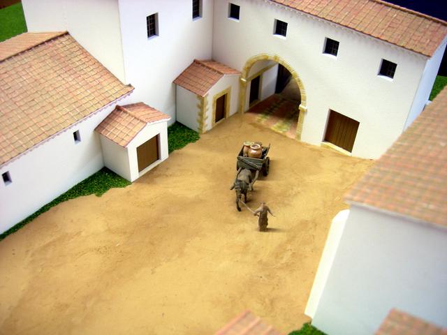 MAQUETAS CLEMENTE · Villa Asturromana de Veranes 1-100