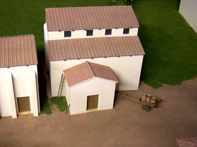 MAQUETAS CLEMENTE · Villa Asturromana de Veranes 1-100 · Maquetas