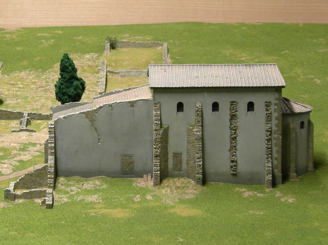 MAQUETAS CLEMENTE · Veranes época Medieval 1-1000 · Maquetas