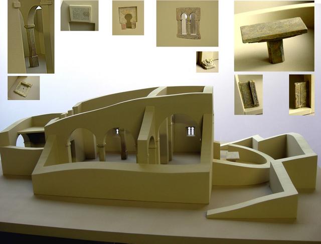MAQUETAS CLEMENTE · Proyecto reconstrucción Iglesia Prerrománica de Santianes 1-40  · Maquetas
