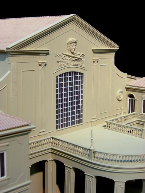 MAQUETAS CLEMENTE · Teatro Circo Campos Eliseos 1-100 · Maquetas