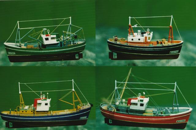 MAQUETAS CLEMENTE � Artes pesca Cantábrico 1-150