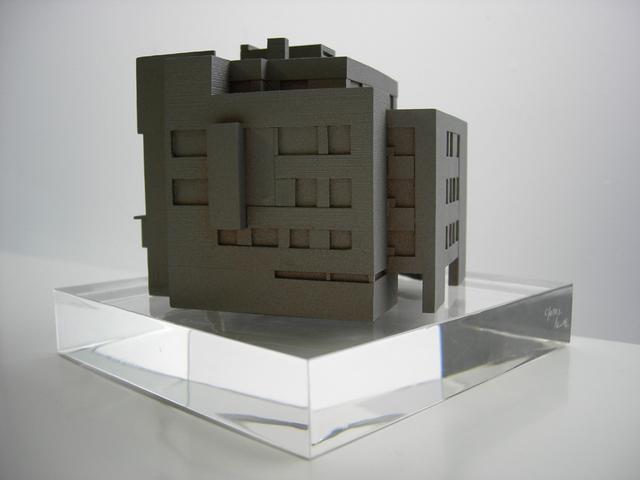 MAQUETAS CLEMENTE · Edificio tipo 1-250 · Maquetas