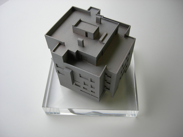 MAQUETAS CLEMENTE · Edificio tipo 1-250