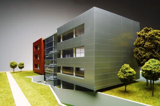 MAQUETAS CLEMENTE � Edificio FICYT 1-75