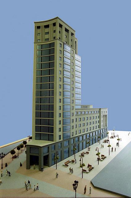 MAQUETAS CLEMENTE � Edificio Jirafa Elite 1-75