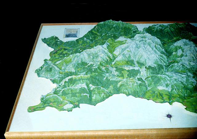MAQUETAS CLEMENTE · Picos de Europa 1-25000 · Maquetas