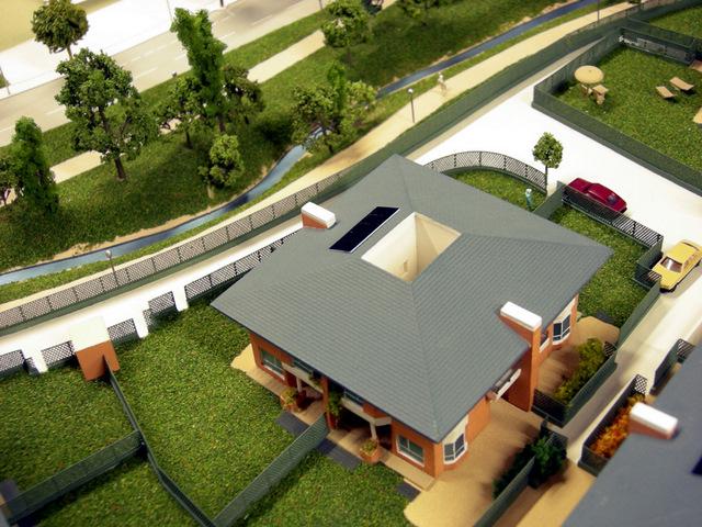 MAQUETAS CLEMENTE � Villas el Vergel Vega La Camocha 1-250