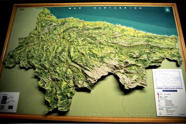 MAQUETAS CLEMENTE · Oriente de Asturias 1-50000 · Maquetas