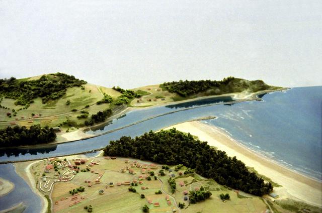 MAQUETAS CLEMENTE � Reserva natural de la Ria de Villaviciosa 1-2500