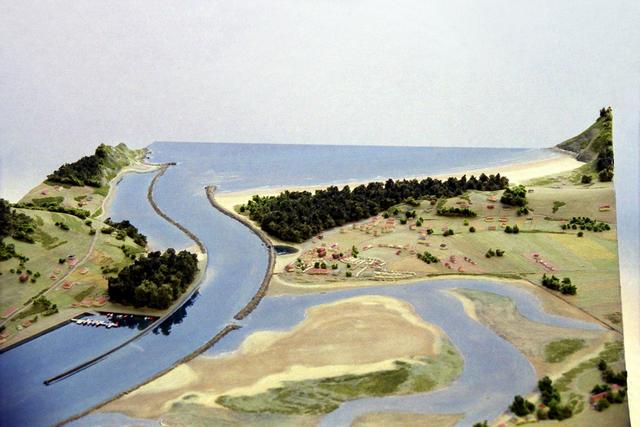 MAQUETAS CLEMENTE � Reserva natural de la Ria de Villaviciosa 1-2500 � Maquetas