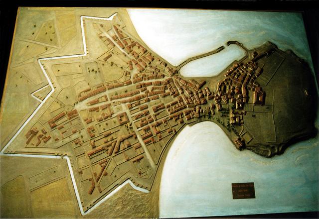 MAQUETAS CLEMENTE · Gijón Antiguo 1-800 · Maquetas
